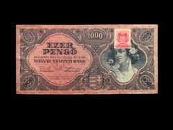 1 000 PENGŐS - 1945.07.15 - REMEK TARTÁSBAN