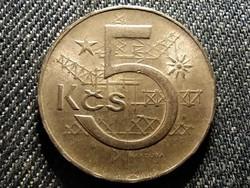 Csehszlovákia 5 Korona 1984 (id26048)