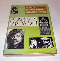 M. Kiss Pál - Művészetről mindenkinek 1966
