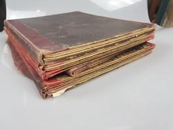 Rengeteg kotta egybekötve, közte Liszt Ferenc Magyar Rapszódia Rózsavölgyi kiadásában