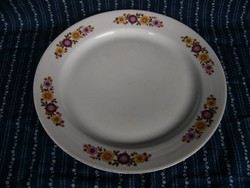 Al Alföldi virágmintás lapos tányér pótlásnak