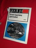 Jules Verne::Grant Kapitány gyermekei könyv klasszikus jó állapotban a képek szerint