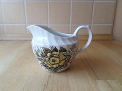 Beacon Hill Staffordshire angol porcelán kis kiöntő 2 dl