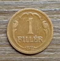 1 Fillér 1935 BP.