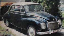 Az Audi őse DKW Junior De Luxe Coupe 62 éves 3=6 Speciális sorozat