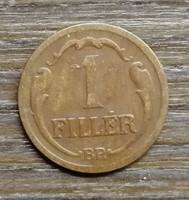 1 Fillér 1930 BP.