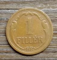 1 Fillér 1932 BP.