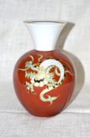 Wallendorf sárkányos váza  ( DBZ 00111 )