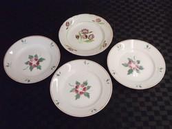 Gránit porcelán tányérok 4 db