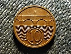 Csehszlovákia 10 heller 1932 (id25950)