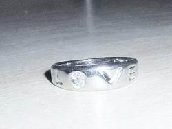 LOVE Cikónia- Szív  Karikagyűrű