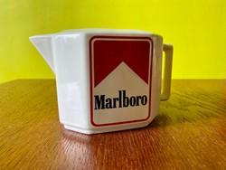 Angol porcelán kiöntő Marlboro logós