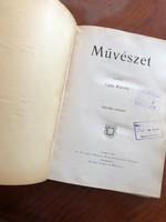 Lyka Károly: Művészet II. Évfolyam teljes, 1903