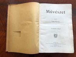 Lyka Károly: Művészet 1913, XII. Évfolyam