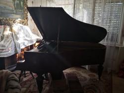 Páncéltőkés bécsi zongora
