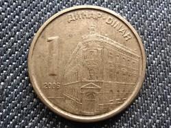 Szerbia 1 dínár 2006 (id28296)