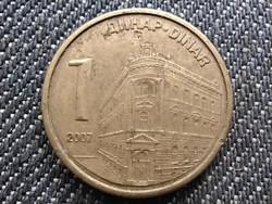 Szerbia 1 dínár 2007 (id28297)