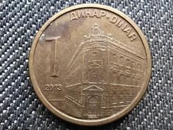 Szerbia 1 dínár 2013 (id28300)