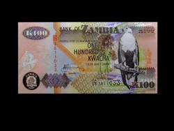 UNC - 100 KWACHA - ZAMBIA - 2006