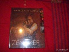 Magyar zene és kép (CD-vel) KiselbacH FÓLIÁZOTT PÉLDÁNY 374 műtárgy elemzése, fotója.