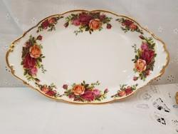 Royal Albert Old Country Roses hosszùkàs kìnàlò