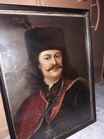 II.Rákóczi Ferenc nyomatképe