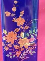 50  csodás virág mintás váza 21 cm