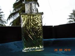 - 50 % NYÁRI VÁSÁR ! 1993 Serge Mensau tervezte EAU DE ROCHAS HOMME párizsi férfi parfümös üveg