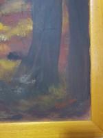 Pintér Éva óriási Festménye 160x120