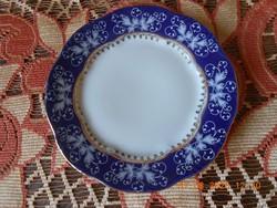 Zsolnay Pompadour II. süteményes tányér