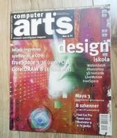 Computer arts - a kreativ számítógépes magazin. 1. szám 2000. május