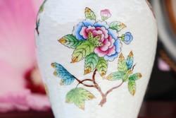 Herendi kosaras ,Viktória mintás váza