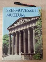 Szépművészeti múzeum. 1973 könyv