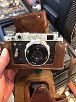 FED-2  szovjet fényképezőgép, nagyon jó állapotban, gyűjtőknek.