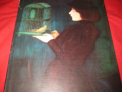 Rippl - Rónay   ,  Genthon István  könyve  , újszerű  29 x 33 cm