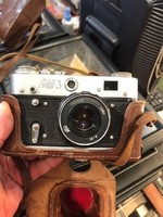 FED-3  szovjet fényképezőgép, nagyon jó állapotban, gyűjtőknek.