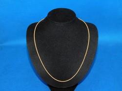Arany 14k Női  nyaklánc  6.3 gr