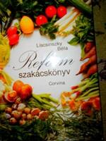 ---Reform szakácskönyv . Liscsinszky Béla