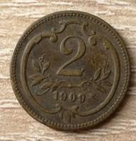 2 Heller 1909