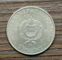 5 Forint 1967 BP.