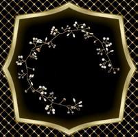 Esküvői, menyasszonyi, alkalmi hajdísz, ES-SH04a