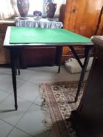 Praktikus régi játékasztal asztal Patent Thonet?