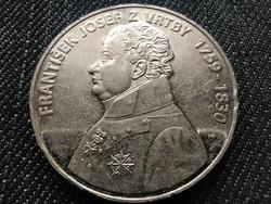 Cseh biztosítótársaságok 190. évfordulójára FRANCIS JOSEF jubileumi érme (id30509)