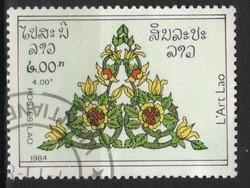 Laosz 0261  Mi 817      0,40 Euró