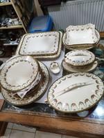 Régi Sarreguemines tányér készlet