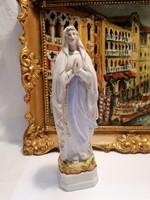 Vallásos porcelán szobor 22,5 cm