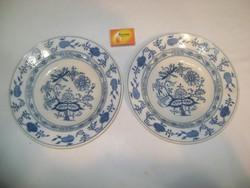 Villery  Boch hagyma mintás mély tányér - két darab