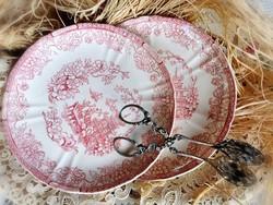 Adderley fajansz sütis tányér