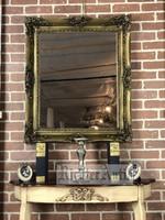 Aranyozott restaurált tükör 05.