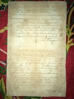 Galambok /Pro anno Military 1807/8 ezen tekintetes Zala vármegyei helység alulírott bírájának.......